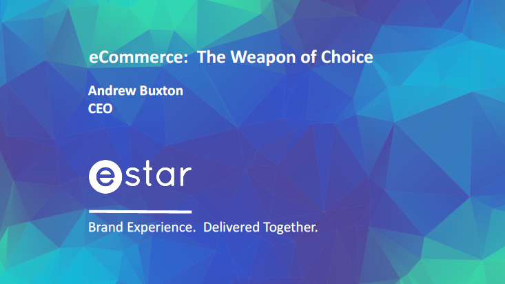 Andrew Buxton eCommerce The Weapon of Choice