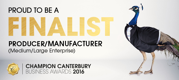 2016 Champion Canterbury Awards