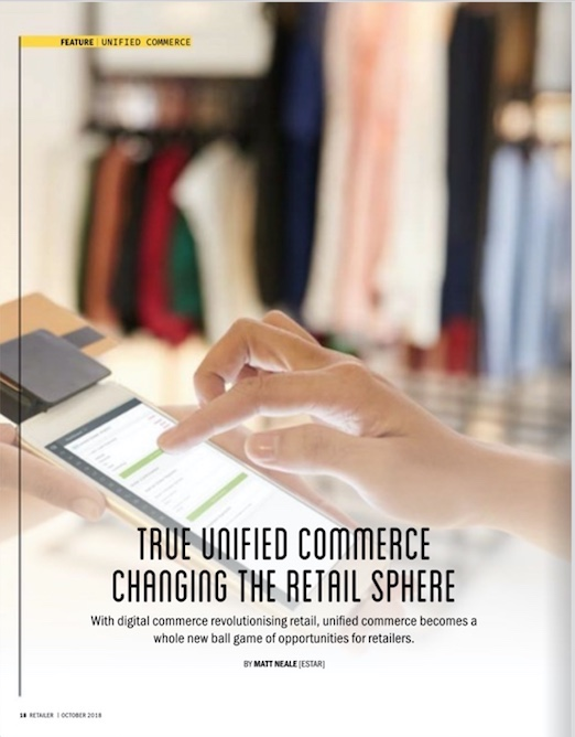 True unified commerce changing the retail sphere