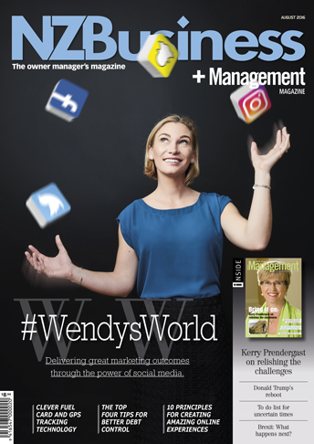 NZ Business Management Magazine