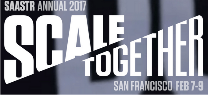 SaaStr Annual 2017 San Francisco