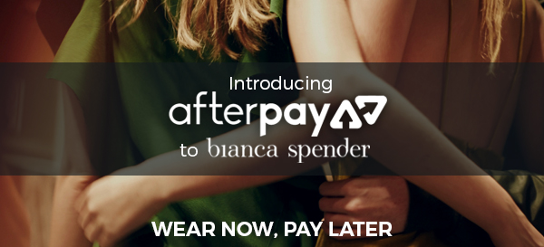 Bianca Spender AfterPay