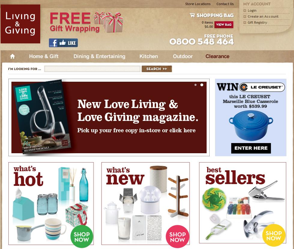 Shop online briscoes