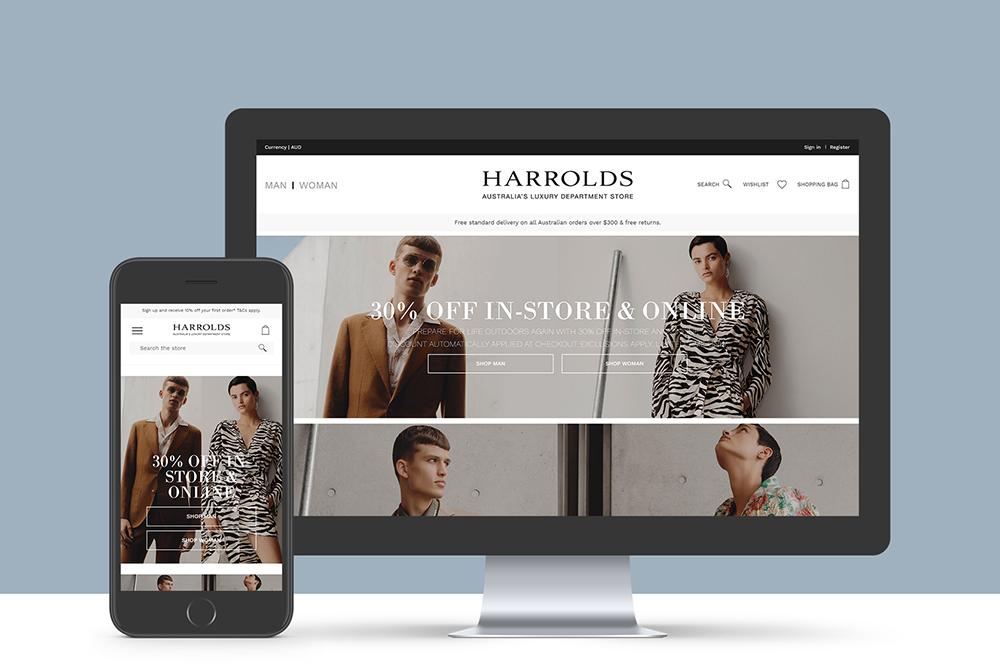 Harrolds launches with eStar