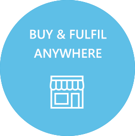 Buy & fulfil anywhere
