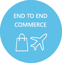 End to end commerce